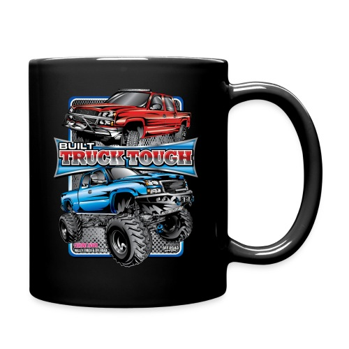 Built Truck Tough - Full Color Mug