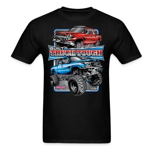 Built Truck Tough Shirt - Men's T-Shirt