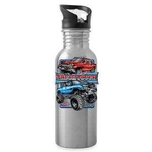 Built Truck Tough - Water Bottle