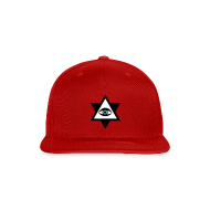 Sportswear ~ Snap-back Baseball Cap ~ illuminati snap-back #DIOE