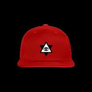 Caps ~ Snap-back Baseball Cap ~ illuminati snap-back #DIOE