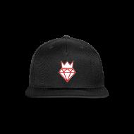 Caps ~ Snap-back Baseball Cap ~ diamondz ink snap back