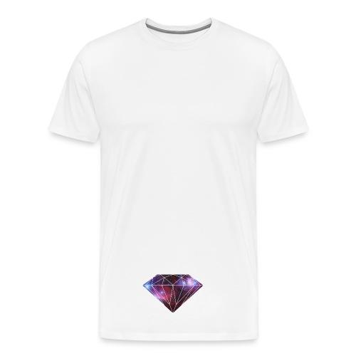 DG GALAXY TSHIRT - Men's Premium T-Shirt