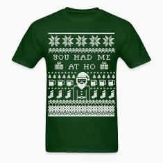 Ugly Christmas Sweater T-Shirts
