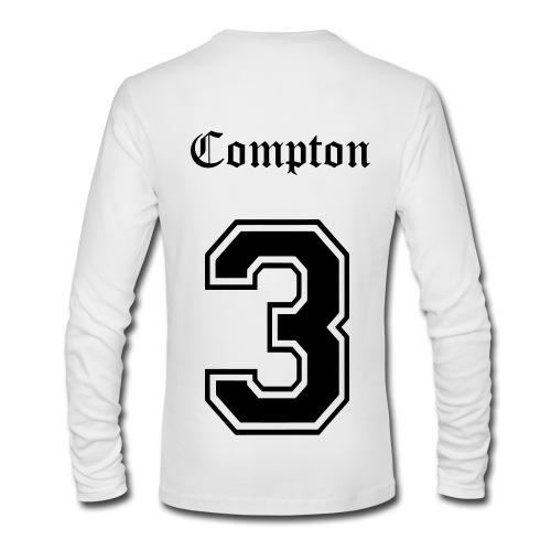 Harlem x Compton long Tees - Men's Long Sleeve T-Shirt by Next Level