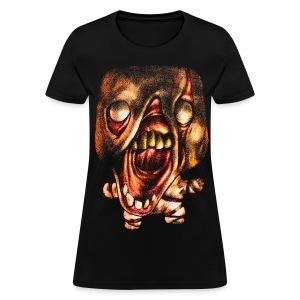 Sleepless Buddy Blended - Women's T-Shirt