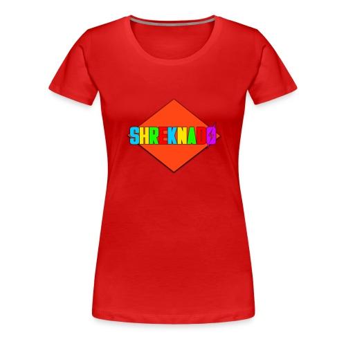 Official Shreknado Women's Tshirt - Women's Premium T-Shirt
