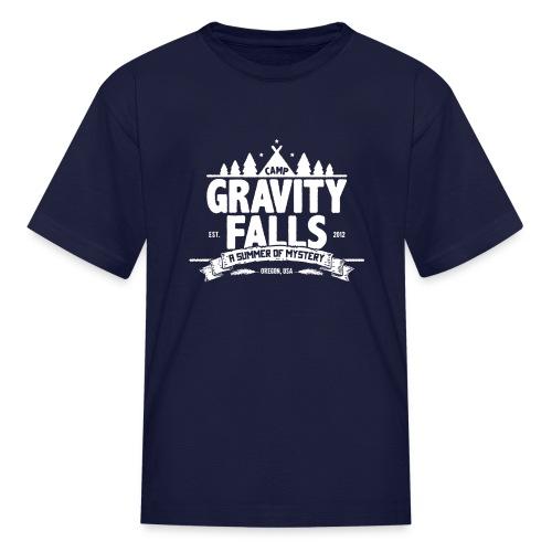 Camp Gravity Falls - Kids' T-Shirt