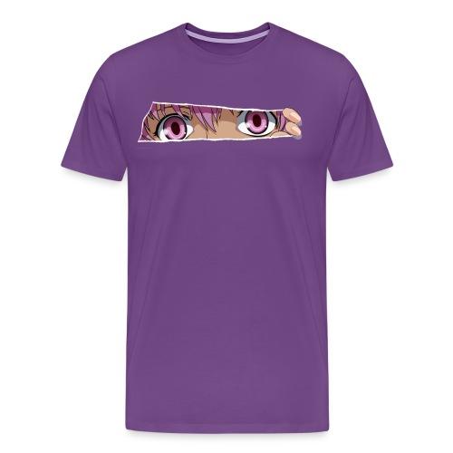 Yuno Gasai Sees You - Men's Premium T-Shirt