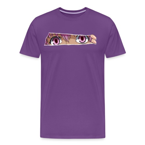 Yuno Gasai Sees You - Men's Premium T-Shirt