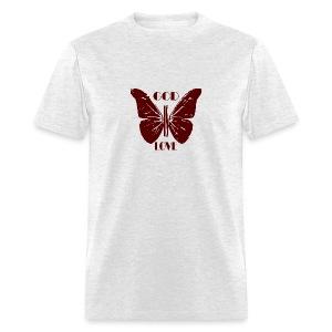 God is Love - Men's T-Shirt