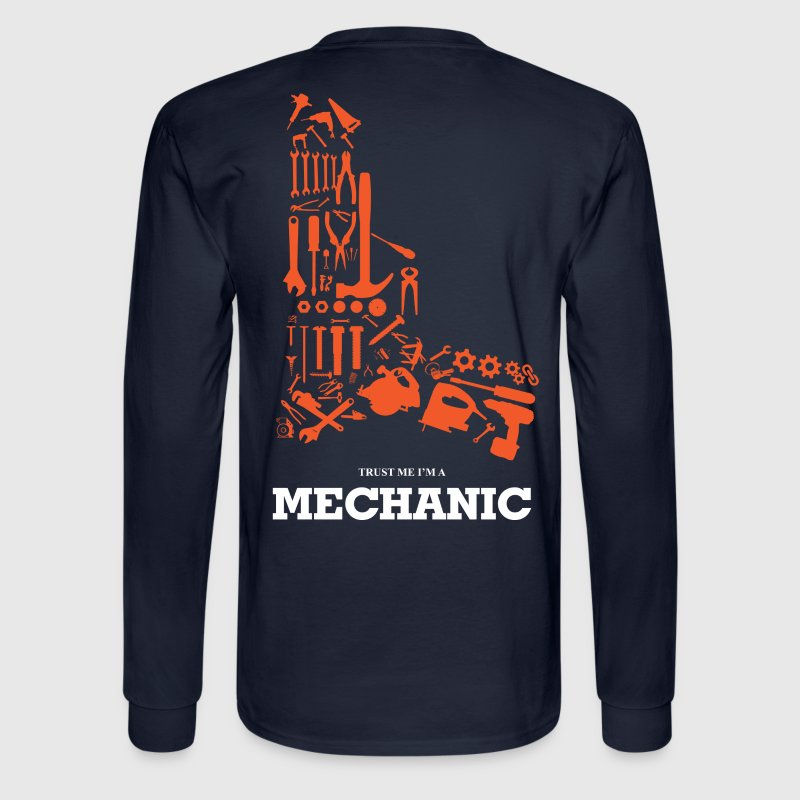I 39 M A Mechanic T Shirt Spreadshirt