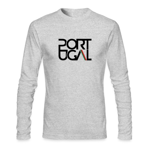PORTUGAL - NEW - Men's Long Sleeve T-Shirt by Next Level