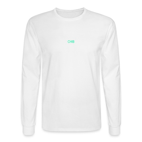 CHIB Green - Men's Long Sleeve T-Shirt