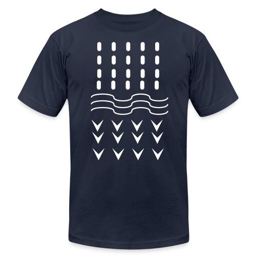 The no slip tee - Men's Fine Jersey T-Shirt