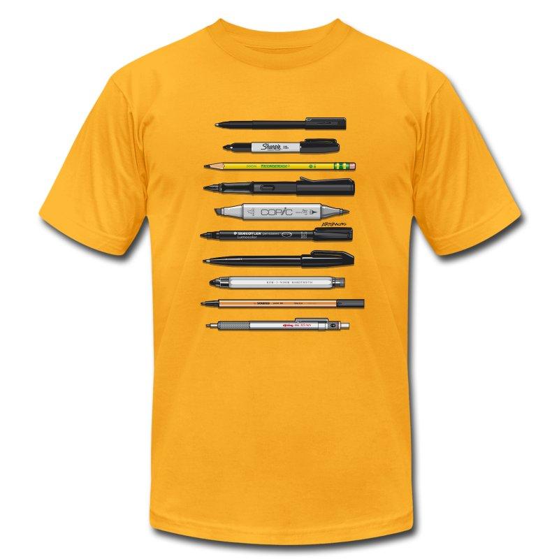 Pro Graphic Design Pens T Shirt Spreadshirt