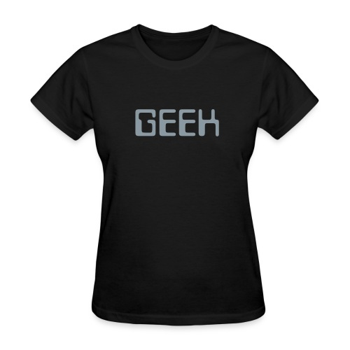 Geek - Women's T-Shirt