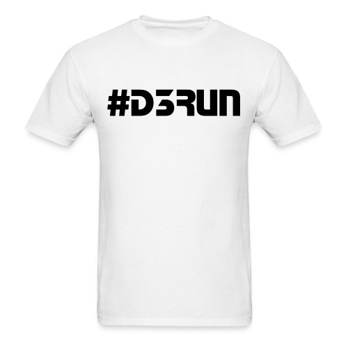 Mens D3 Run T-Shirt - Men's T-Shirt
