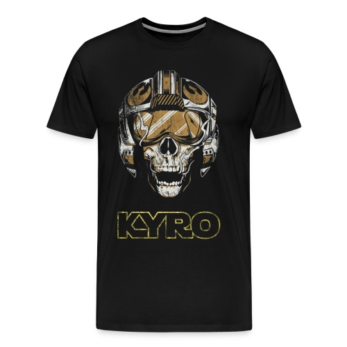 STAR WARS Edition Kyro - Pilot Tee - Men's Premium T-Shirt