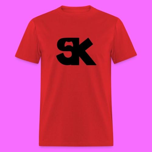 Neon Orange SK Controller Logo Tee Hacked By @TrippyZero - Men's T-Shirt