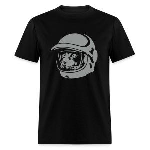 astro cat  - Men's T-Shirt
