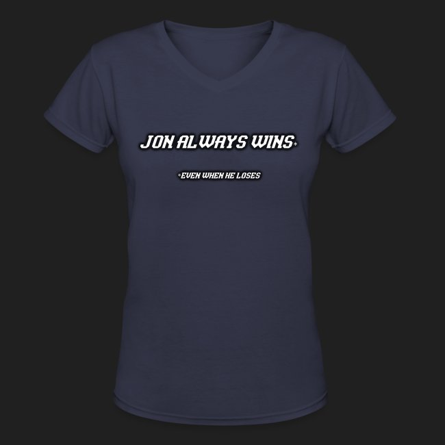 Jon Always Wins (Ladies)