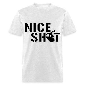 Nice Shot - Men's T-Shirt