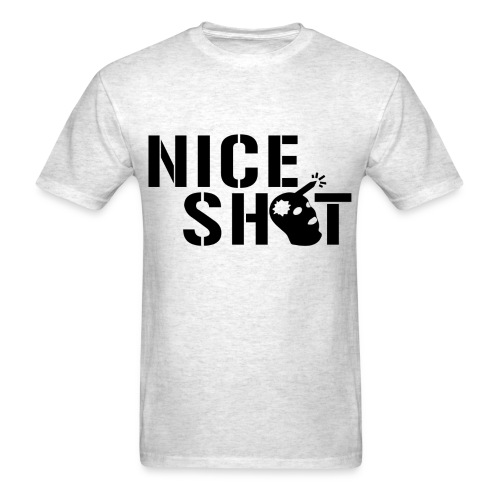 Nice Shot - Men's T-Shirt