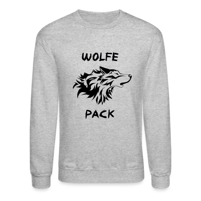Wolfe Pack (Guys - Long Sleeve)