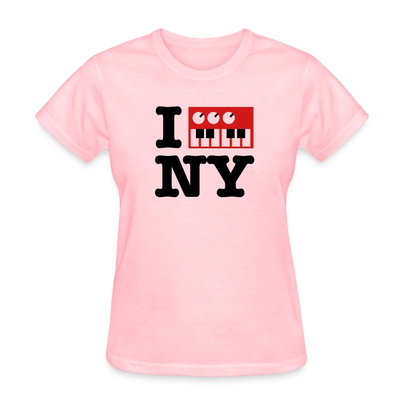 I Synth NY - Women's T-Shirt