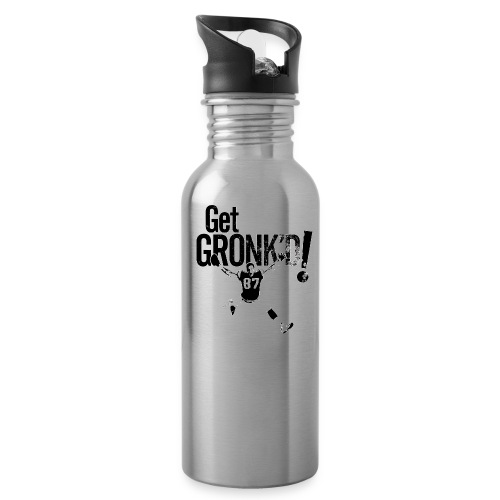 Gronk Jump Water Bottle - Water Bottle