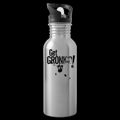 Gronk Jump Water Bottle - Water Bottle
