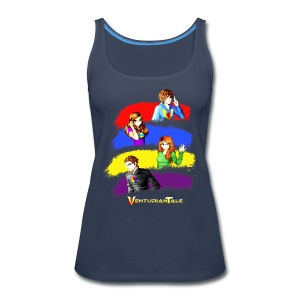 VenturianTale Group - Women's Premium Tank Top