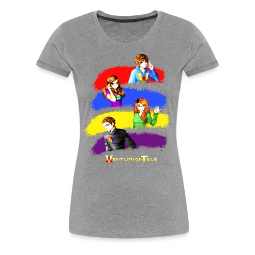 VenturianTale Group - Women's Premium T-Shirt
