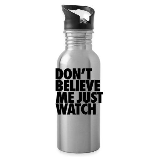 believe water bottle - Water Bottle