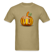 T-Shirts ~ Men's T-Shirt ~ New- Pumpkin Pie