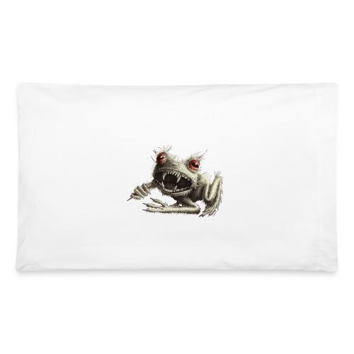 Cheeky Monster Frog - Pillowcase