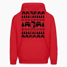 GOP Donald Christmas Sweater Hoodies