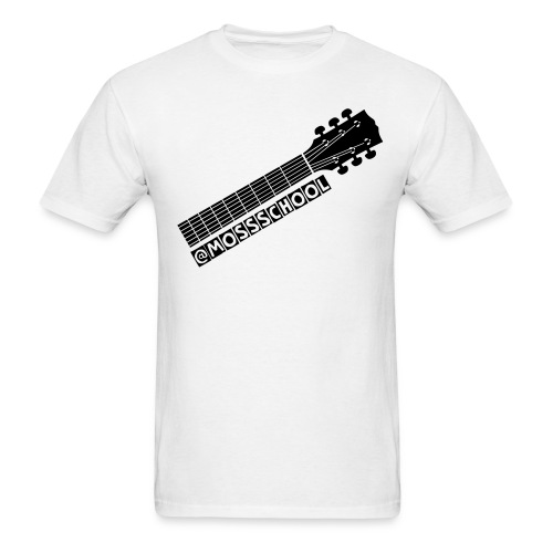 Guitar  - Men's T-Shirt