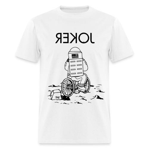 Orbit Joker Back - Men's T-Shirt