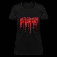T-Shirts ~ Women's T-Shirt ~ Bloody Logo