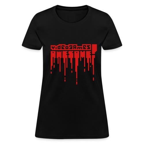 Bloody Logo - Women's T-Shirt