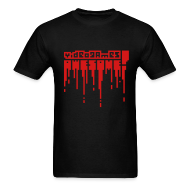 T-Shirts ~ Men's T-Shirt ~ Bloody Logo