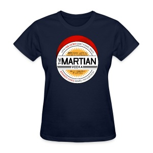 The Martian Vodka - Women's - Women's T-Shirt