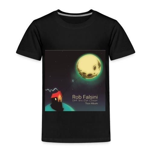 Rob Falsini Tour Shirt - Toddler - Toddler Premium T-Shirt