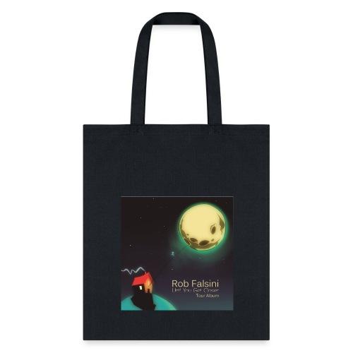 Rob Falsini Tour Shirt - Canvas Tote Bag - Tote Bag