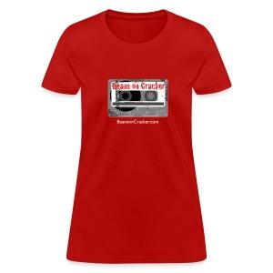 Audio Tape Women's T-Shirt - Women's T-Shirt
