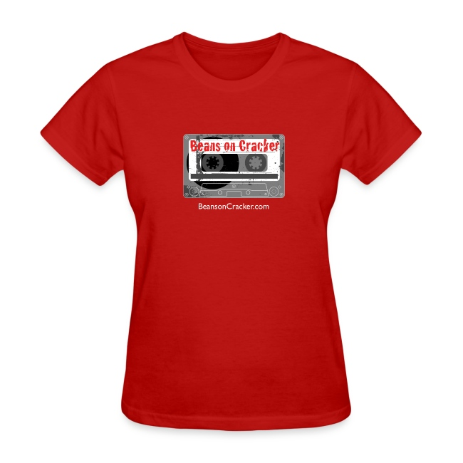 Audio Tape Women's T-Shirt