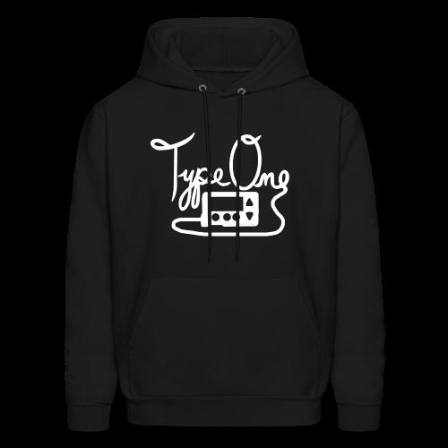 Type One - Pump Design 1 - White - Men's Hoodie