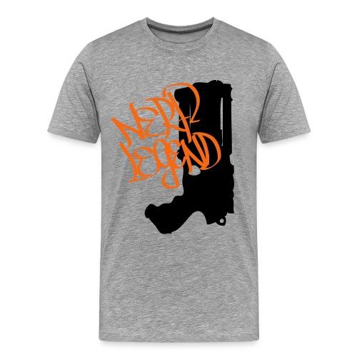 Nerf Legend - Men's Premium T-Shirt